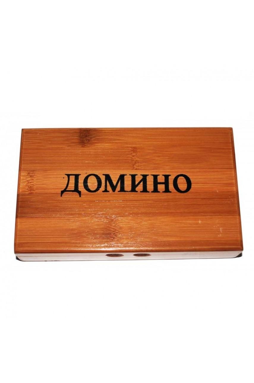 Домино бамбуковое
