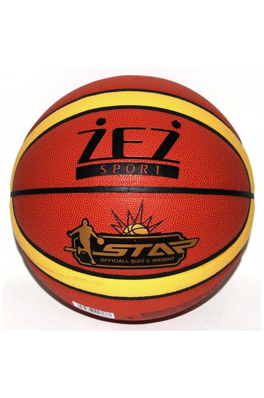 Мяч баскетбольный ESPVC-МО12