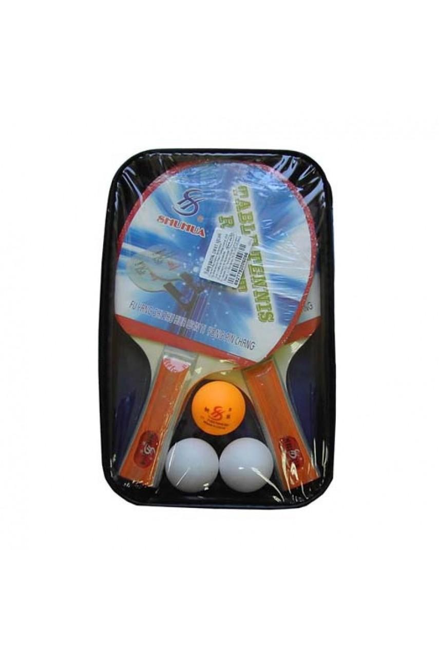 Набор ракеток настольного тенниса