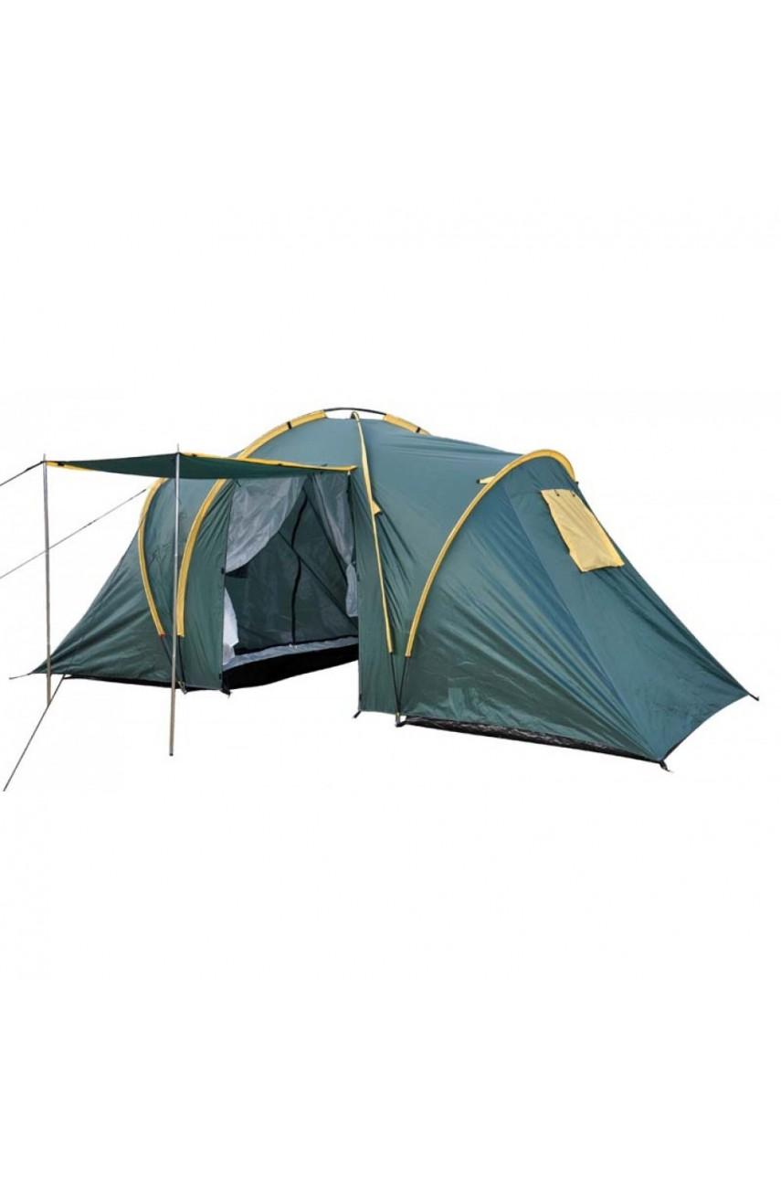 Палатка туристическая 6-ти местная Городок