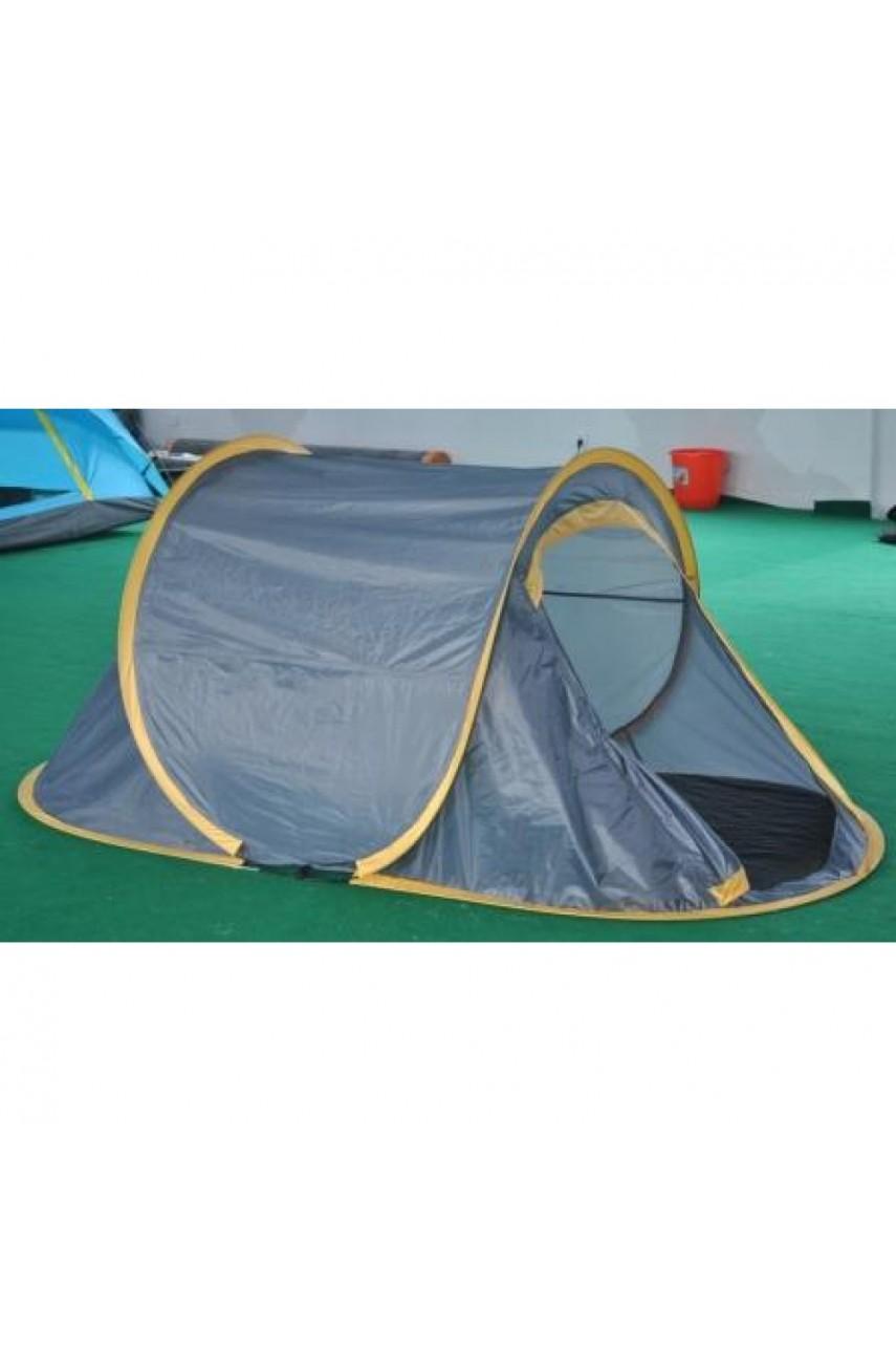 Палатка туристическая 2-х местная самораскладывающаяся