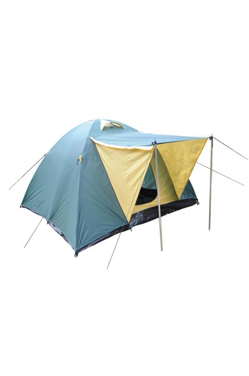 Палатка туристическая 3-х местная Три Брата