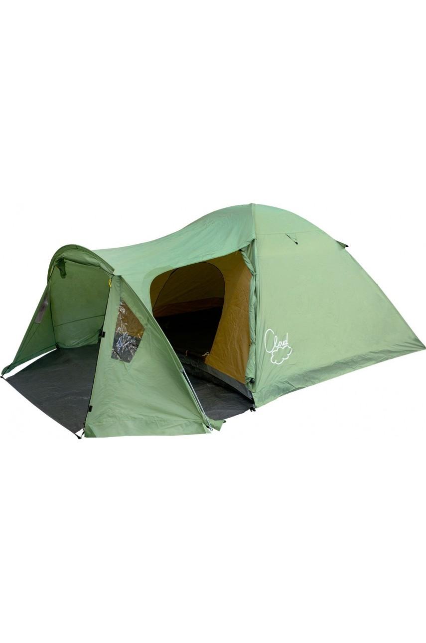 Палатка 4-х местная двухслойная PIONEER 4
