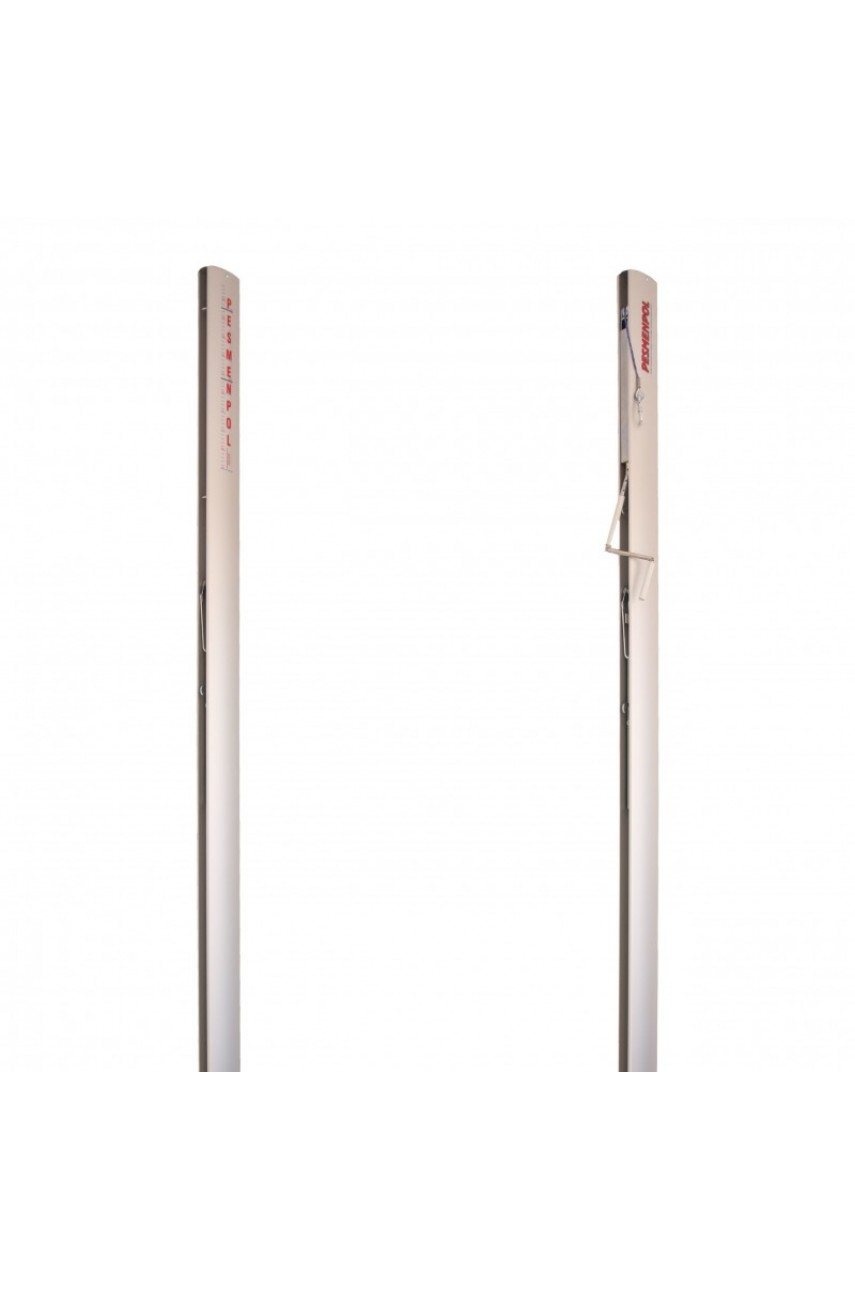 Профессиональные алюминиевые волейбольные стойки, профиль 70x120 мм